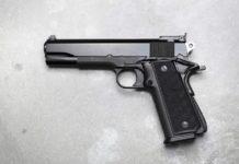 Handgun. (Credit: CBS)