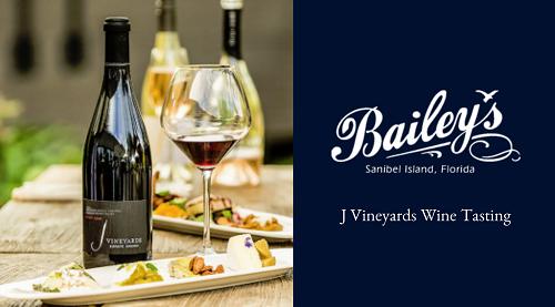 Bailey's Luxury Wine Tasting Event