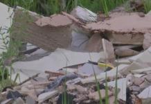 Lehigh Acres trash. (Credit: WINK News)