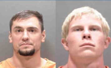 Mugshot of Constantin Fota, 27, and Joshua Rector, 24. (Credit: SCSO)