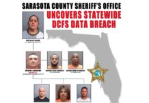 Statewide DCFS data breach. (Credit: SCSO)