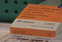 Vaccination medication. (Credit: WINK News)