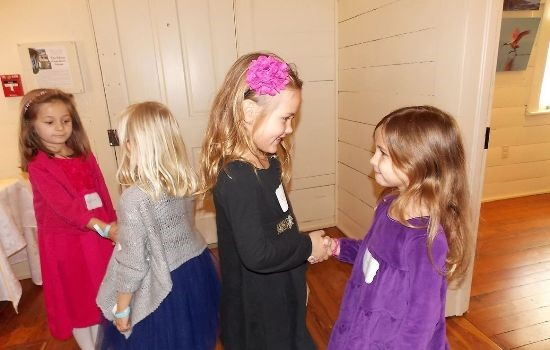Lessons in Manners for the Generations Etiquette Class
