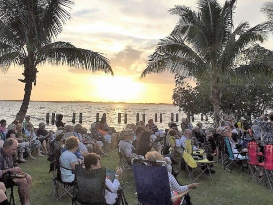Rhythm on the River: Caribbean Chillers ( A Jimmy Buffett Tribute)