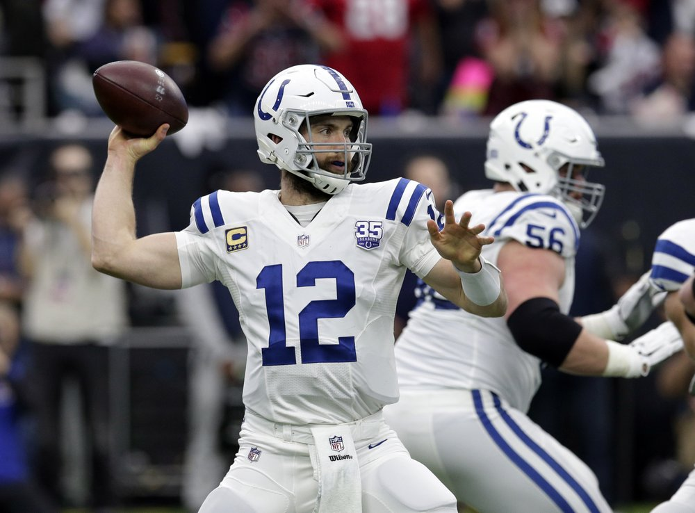 Colts quarterback Andrew Luck confirms he's retiring