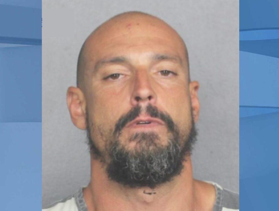 Suspect (Credit: CBS via Wilton Manors Police Dept)