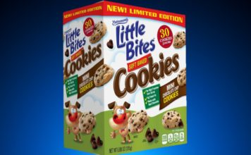 Entenmann's Little Bites Soft Baked Cookies. (Credit: CBS)