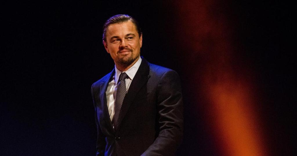 Leonardo DiCaprio. (Credit: CBS News)