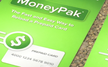 Money Pak card that scammers may use to as a form of payment when swindling someone of their money. (Credit: WINK News)