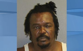 Mugshot of Larry Adams, 61. (Credit: Volusia County Corrections)