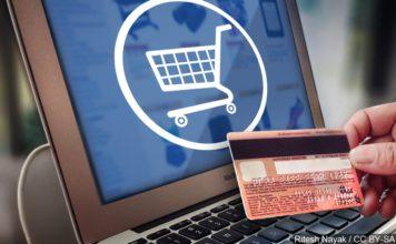 Online purchase illustration. (Credit: MGN)