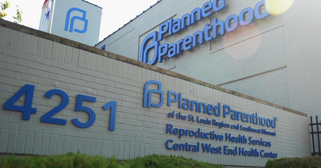 Planned Parenthood. (Credit: CBS News)