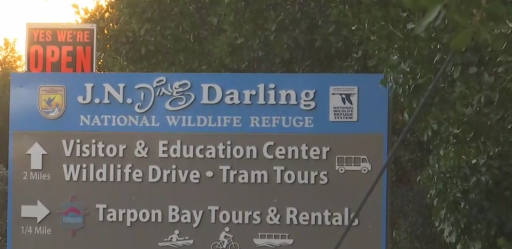 Ding Darling National Wildlife in Sanibel commemorates its 75th year