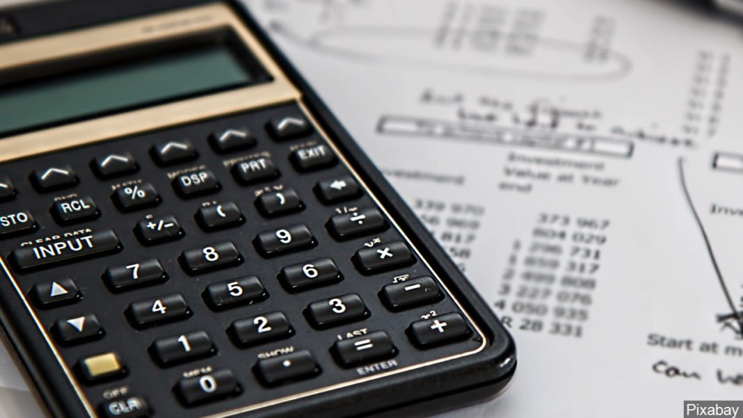 Some financial tools to refinance a home. (Credit: MGN)