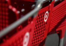 Target shopping cart. (Credit: CNN)