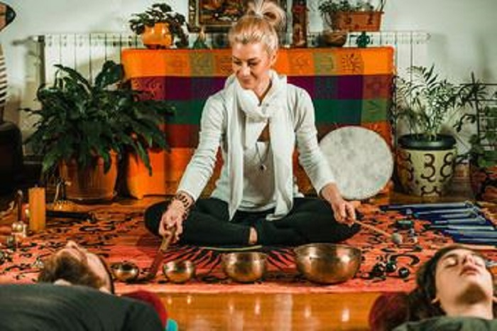 Full Moon Meditation Alchemy of the Senses- A Self Guided Sensory Meditation