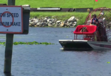 Army Corps working to determine possible threats to the Lake Okeechobee water quality ahead of Dorian. (WINK News)