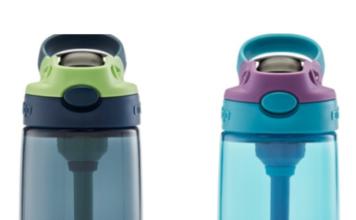 Contigo kids' water bottles recalled due to choking hazard (U.S. CPSC)