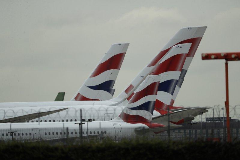 british airways pilot strike