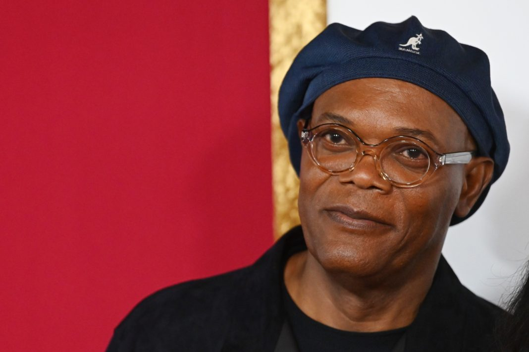 Amazon will introduce Samuel L. Jackson as the first celebrity voice for its Alexa virtual assistant later this year, the company said Wednesday. (Credit: CNN)