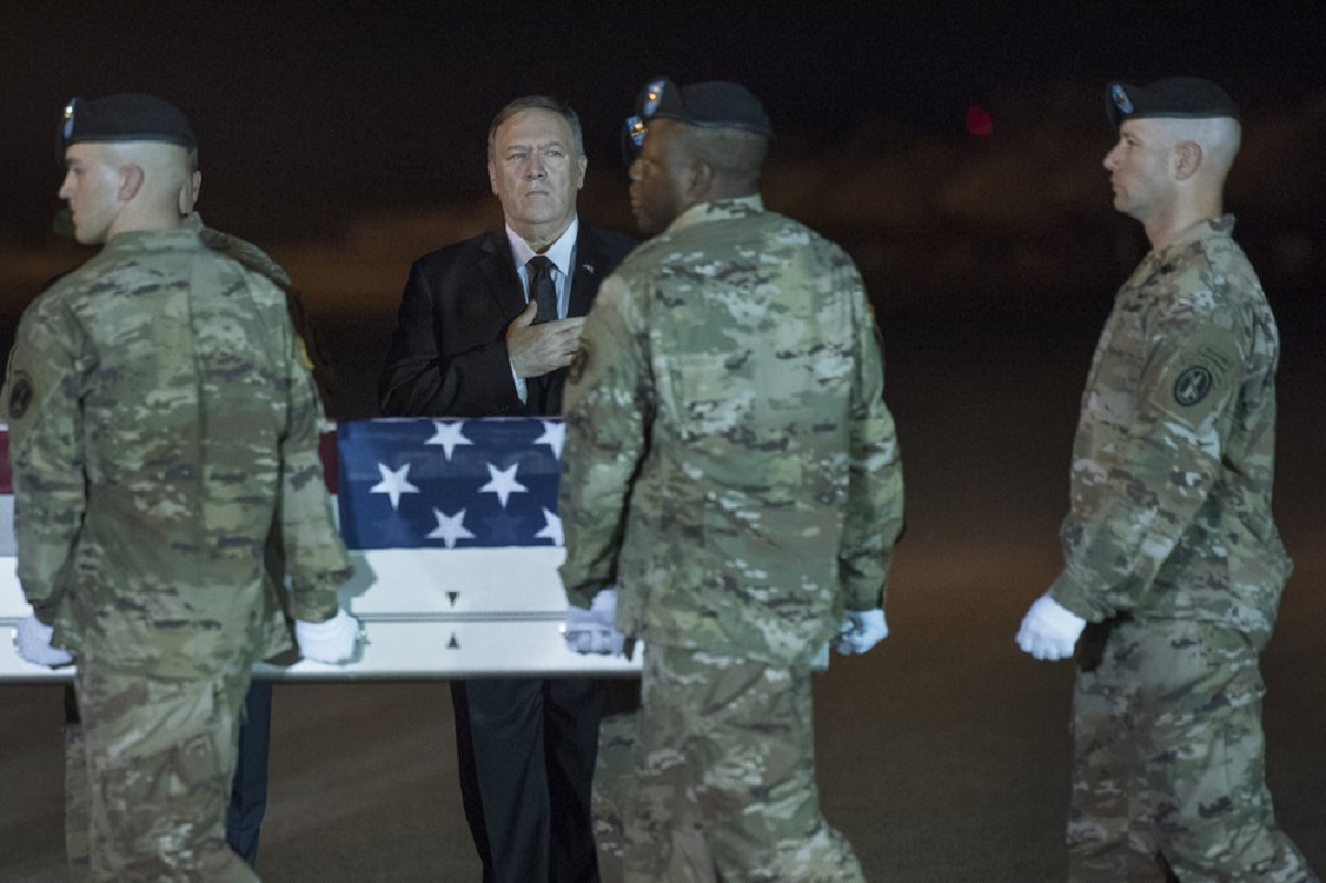Pompeo: Taliban 'overreached' in attack that killed American