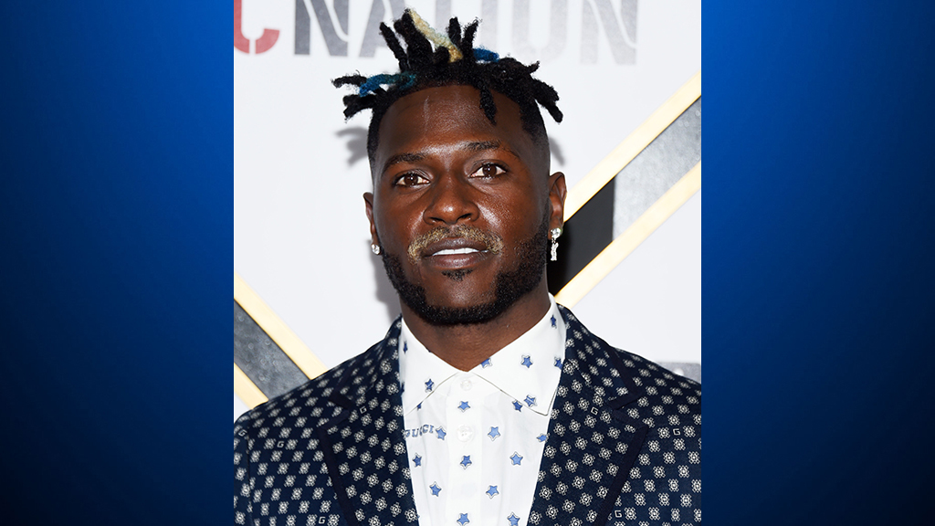 Antonio Brown. (Credit: CBS Local)