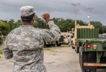 Florida National Guardsmen prepared for Hurricane Dorian (FNG)