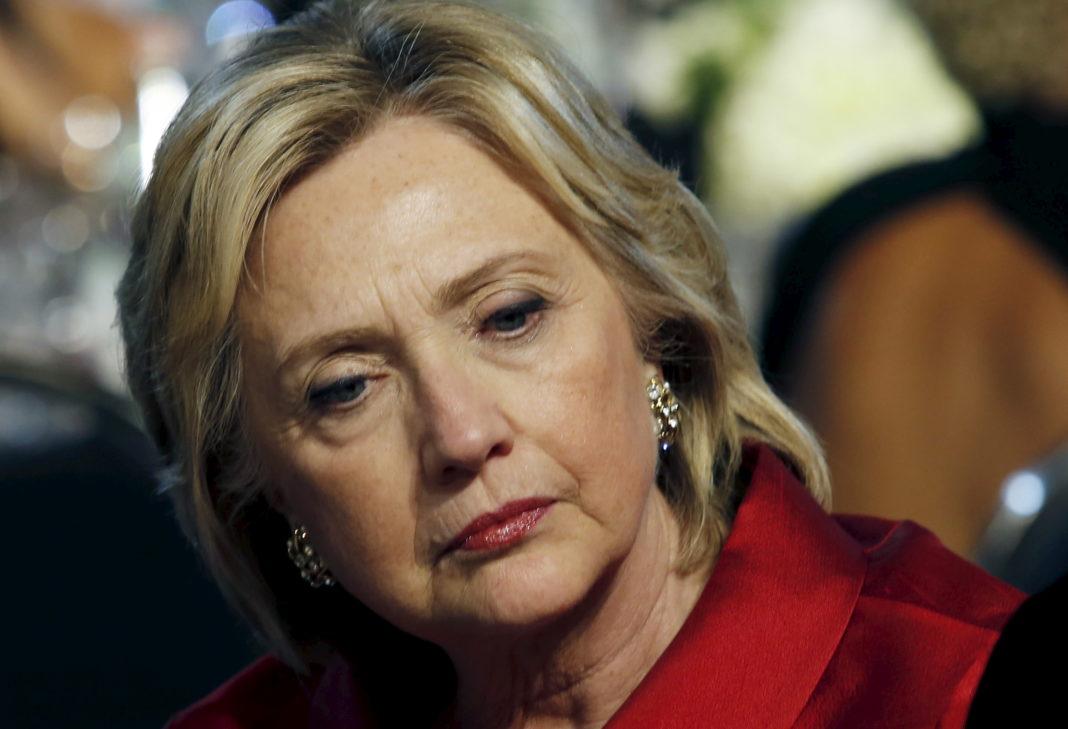 Hillary Clinton. (Credit: CBS News)
