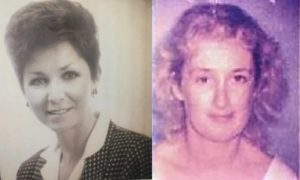 Sharon Gill, left, and Christine Flahive, right. (Credit: Charlotte County Sheriff's Office)