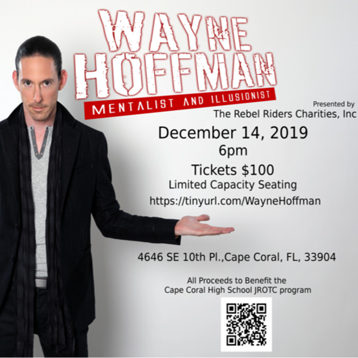 An Evening with Wayne Hoffman: Mentalist and Illusionist