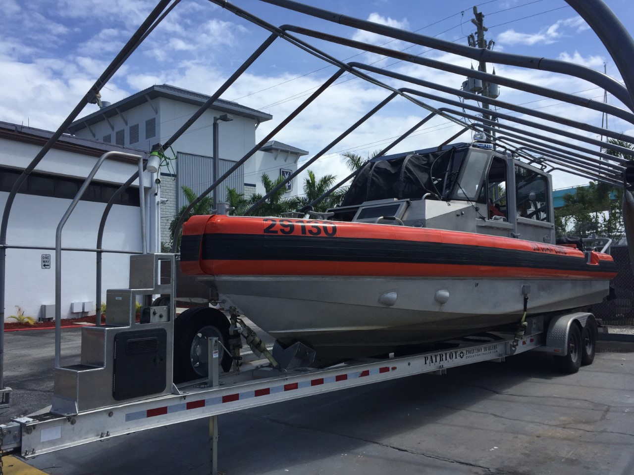 RB-S Boat (Coast Guard Station Fort Myers)