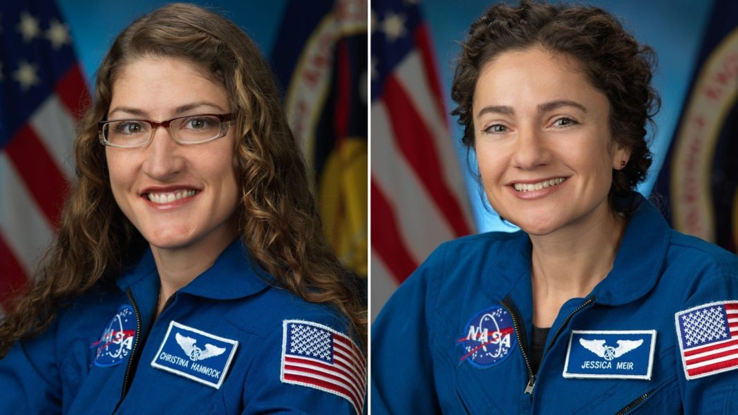 After the first all-female spacewalk was scrapped in March, NASA has now scheduled another attempt with astronauts Christina Koch and Jessica Meir for October 21.
