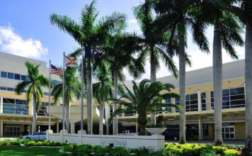 Cape Coral Hospital. (Credit: Lee Health)