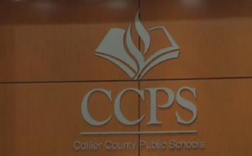 Collier County Public Schools. (Credit: WINK News)