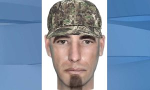 Drawing of a Fort Myers kidnapping suspect. (Credit: LCSO)