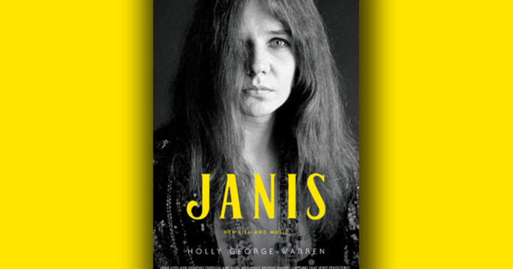 How Janis Joplin became America's first female rock star