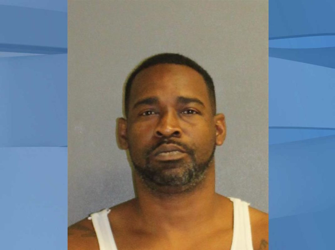 Mugshot of Terry May, 47. (Credit: Volusia County Sheriff's Office)