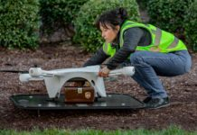CVS is the latest drug store to explore delivering to you via a drone. The pharmacy chain is partnering with UPS, which received a Federal Aviation Administration certificate earlier this month to make limited drone deliveries. (Credit: CNN)
