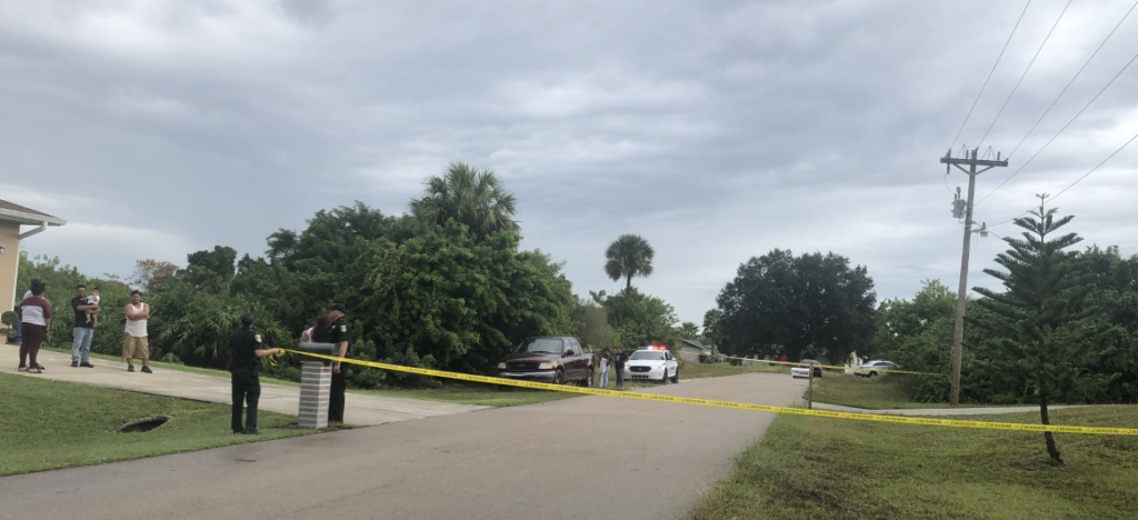 Lehigh Acres active death investigation, neighbor says body found in canal