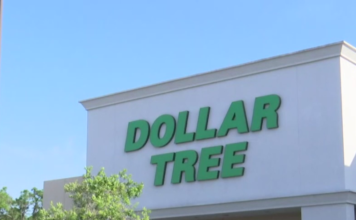 South Fort Myers Dollar Tree store. (Credit: WINK News)