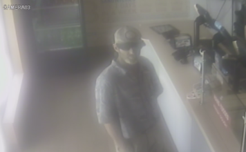 Suspects in robbery at Domino's Pizza in Englewood. (Credit: Charlotte County Sheriff's Office)