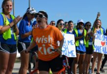 Walk for Wishes. (Credit: WINK News)