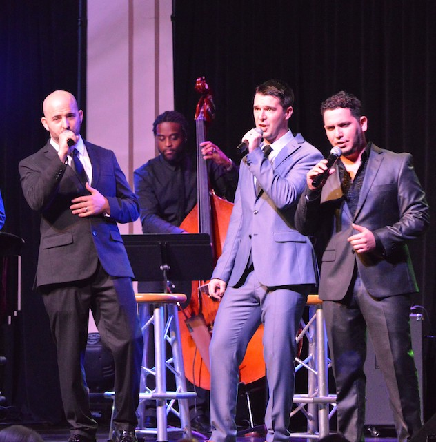 The Gulfshore Tenors, A Salute to Veteran's Day