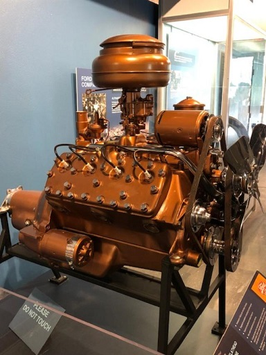Museum Musings: Rev your engines!