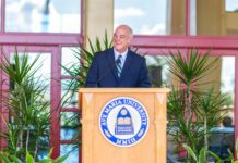 Ave Maria University names Christopher Ice as its new president. (Credit: Ave Maria University Facebook)