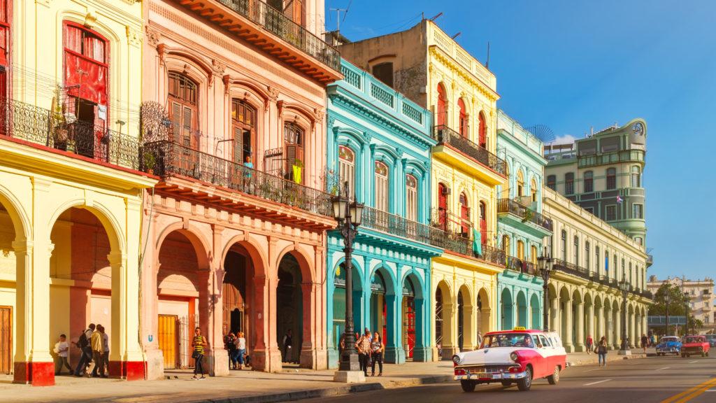 PHOTO: Plaza Mayor in Trinidad, Cuba