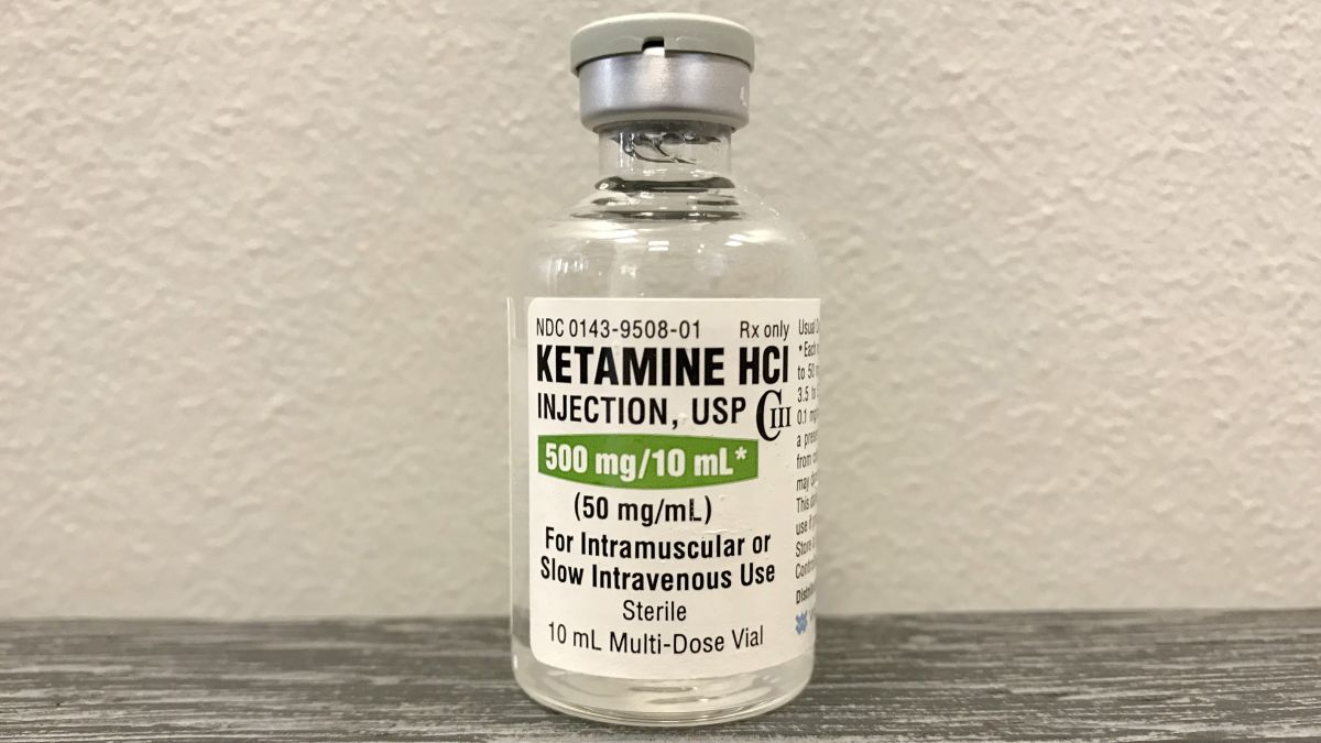 Critical review of KETAMINE (step by step)
