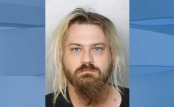 Mugshot of Nathan Potter, 37. (Credit: Charlotte County Sheriff's Office)