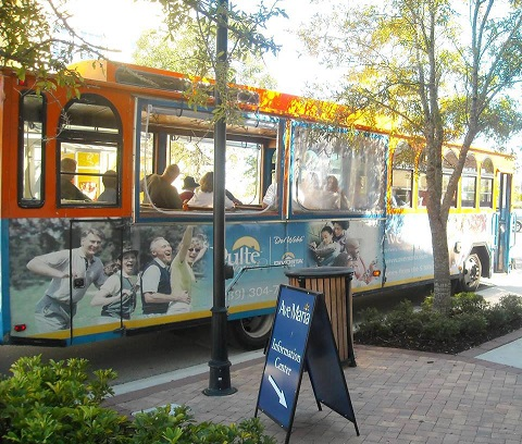 Ave Maria Trolley Tours