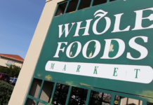 Whole Foods Market store. (Credit: CBS News)